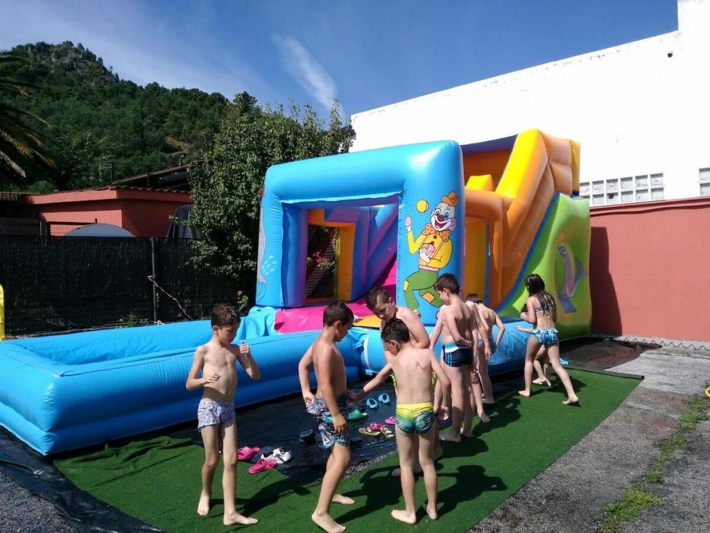 Ventajas de los hinchables fiestas infantiles